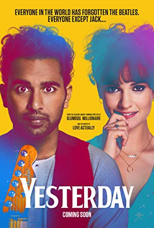 Yesterday 2019 Filmi HD zle
