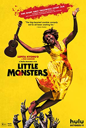 Küçük Canavarlar – Little Monsters 2019 Filmini HD izle