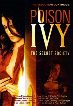 Poison Ivy: The Secret Society Erotik Film izle