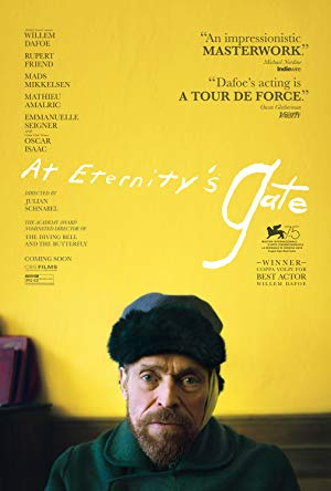 At Eternity's Gate izle ViP