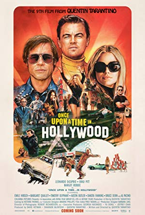 Bir Zamanlar Hollywood'ta – Once Upon a Time in Hollywood Filmi izle