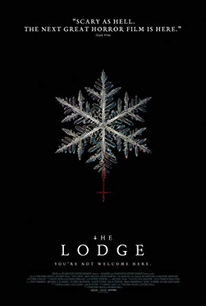 The Lodge (2019) Filmini HD izle