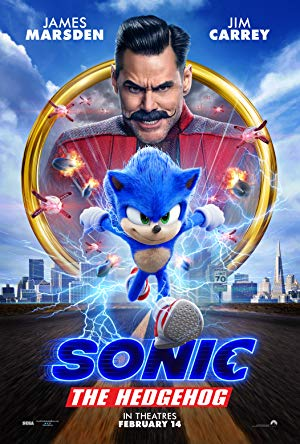 Kirpi Sonic – Sonic the Hedgehog 2020 Filmi izle ViP
