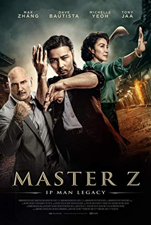 Master Z: İp Man Mirası – Master Z: The Ip Man Legacy Filmi izle