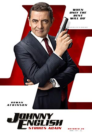 Johnny English Film Serisi