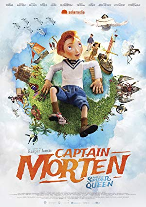 Captain Morten and the Spider Queen 2018 Filmi izle ViP