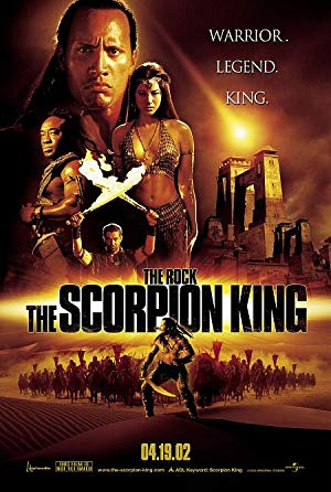 Akrep Kral 1 – The Scorpion King 1 Filmi izle ViP