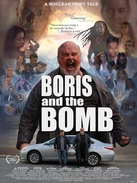 Boris ve Bomba – Boris and the Bomb (2019) Filmi ViP izle