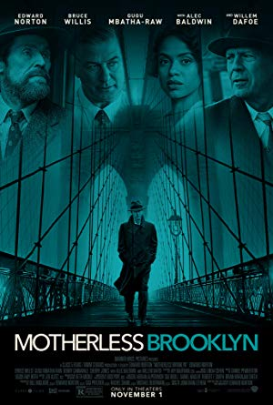 Öksüz Brooklyn: Motherless Brooklyn (2019)