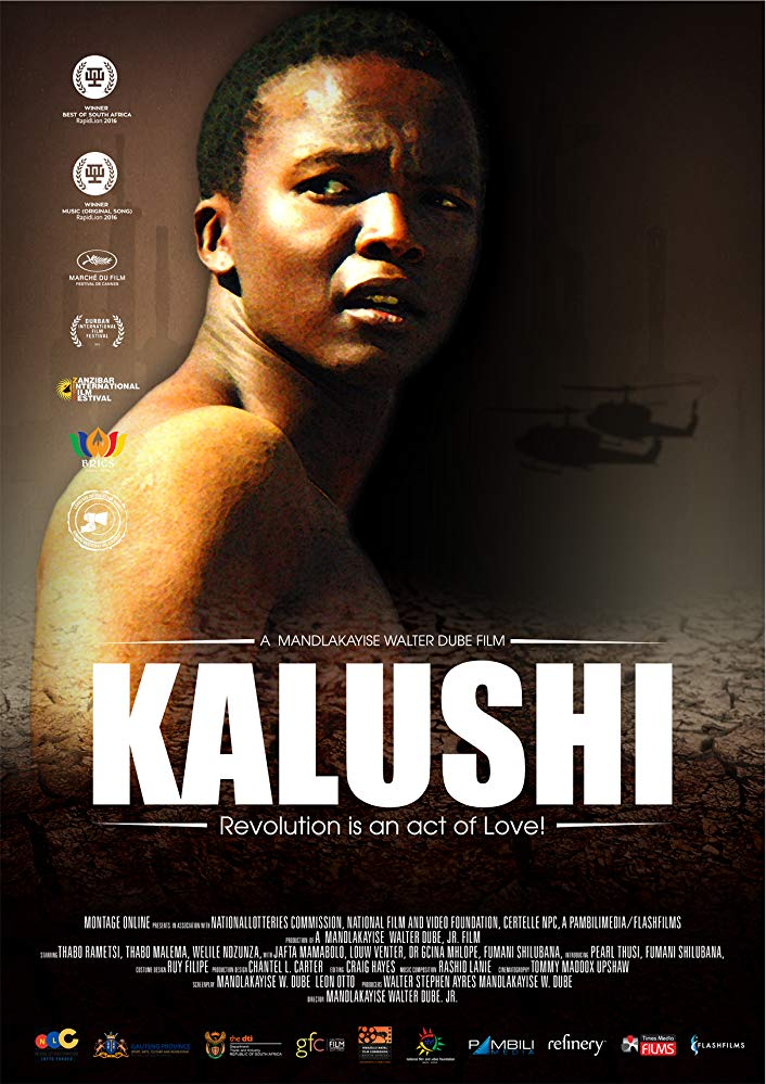 Kalushi: The Story of Solomon Mahlangu (2016) Filmi ViP izle