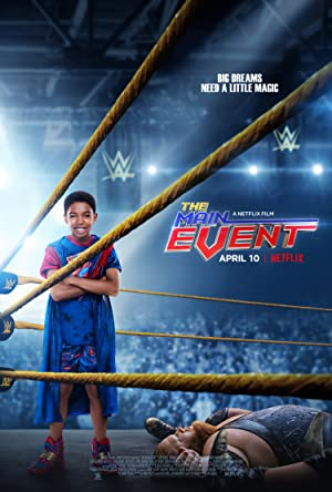 Sihirli Güreşçi: The Main Event (2020)