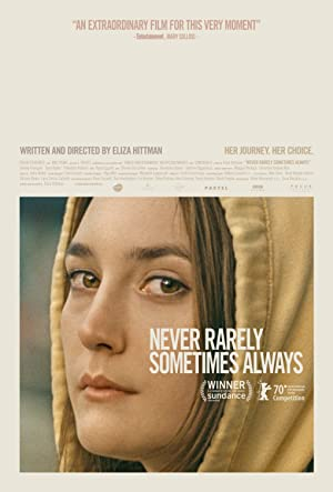 Asla Nadiren Bazen Daima: Never Rarely Sometimes Always (2019)